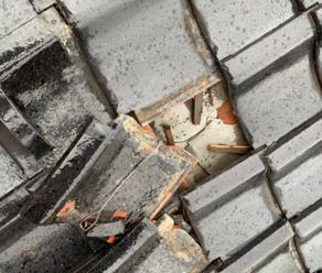 屋根を守るために【北上市】【花巻市】【奥州市】【屋根リフォーム】【屋根メンテナンス】